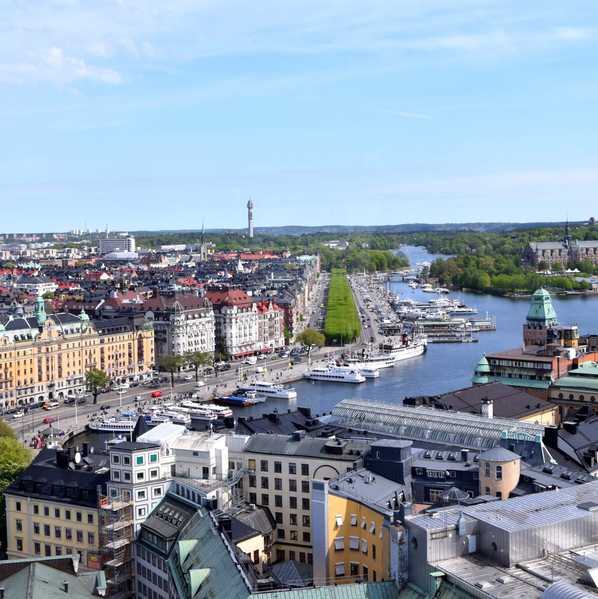 Stockholm Travel Guide: YOUR SMALL TRAVEL GUIDE » My Small
